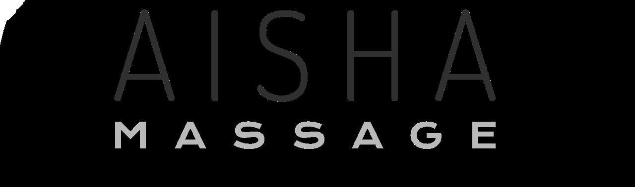 Aisha Massage Logo